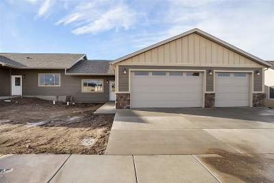 Sturgis Single Family Home For Sale: 3325 Canyon View