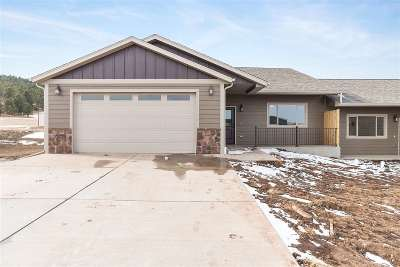 Sturgis Single Family Home For Sale: 3335 Canyon View
