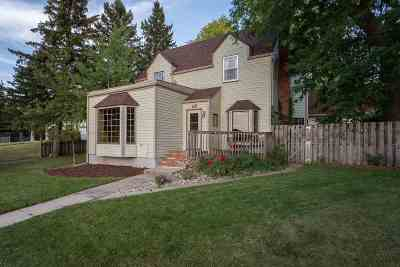 Sturgis Single Family Home For Sale: 1304 Nellie