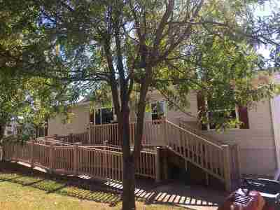 Spearfish SD Single Family Home For Sale: $90,000