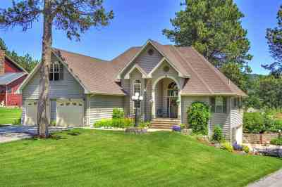 Sturgis SD Single Family Home For Sale: $409,000