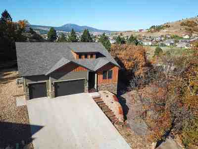 Spearfish Single Family Home For Sale: 2313 Gunslinger