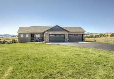 Belle Fourche SD Single Family Home For Sale: $384,000