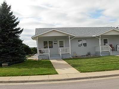Spearfish Single Family Home Financing Contingency: 1919 N Main