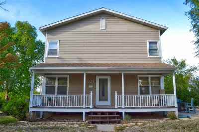 Belle Fourche Single Family Home Uc-Contingency-Take Bkups: 921 Lawrence Street