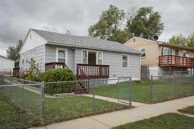 Rapid City Single Family Home For Sale: 221 E Nowlin