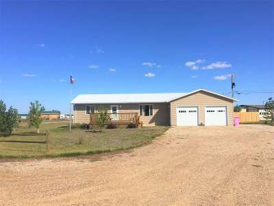 Belle Fourche Single Family Home For Sale: 2243 Norman Ln