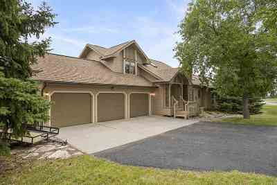 Rapid City Single Family Home For Sale: 5124 Ridgeview