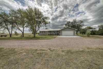 Hot Springs Single Family Home Sale Of Prop Contingency: 27909 Old Highway 79