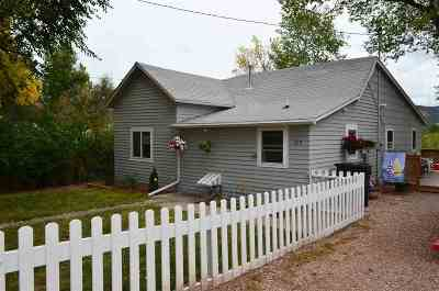Hot Springs Single Family Home Uc-Contingency-Take Bkups: 717 N 23rd