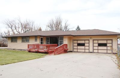 Spearfish SD Single Family Home Uc-Contingency-Take Bkups: $205,000