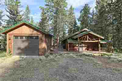 Deadwood, Lead Single Family Home For Sale: 21147 Deep Snow