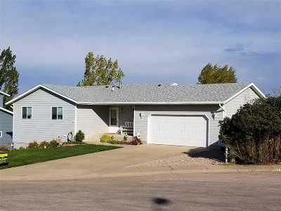 Sturgis Single Family Home For Sale: 1909 Heather