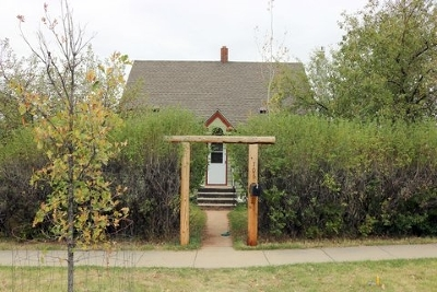 Spearfish Single Family Home For Sale: 706 University