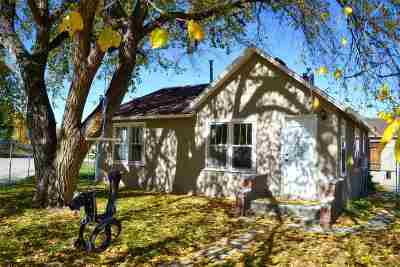 Belle Fourche Single Family Home Uc-Contingency-Take Bkups: 109 Railroad