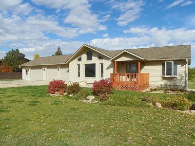 Belle Fourche Single Family Home For Sale: 10944 Country Club