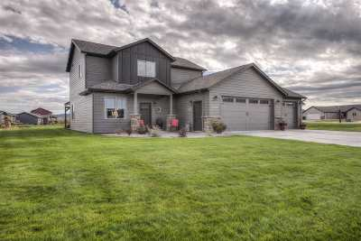 Spearfish Single Family Home Financing Contingency: 3818 Ward