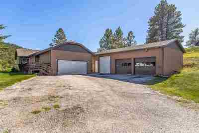 Sturgis Single Family Home Uc-Contingency-Take Bkups: 20782 Valkyrie