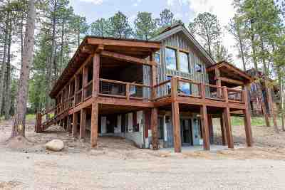 Deadwood, Lead Single Family Home For Sale: 21177 Gilded Mountain