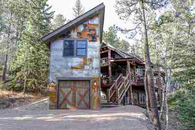Deadwood, Lead Single Family Home For Sale: 21153 Gilded Mountain