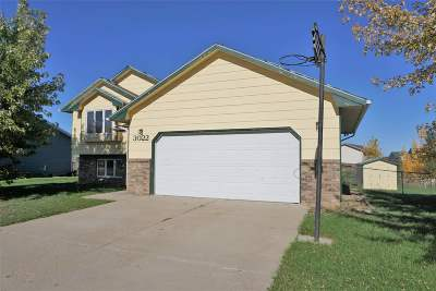 Rapid City Single Family Home For Sale: 3022 Gypsey