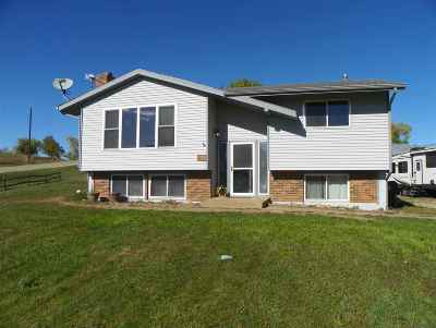 Fruitdale SD Single Family Home For Sale: $184,900