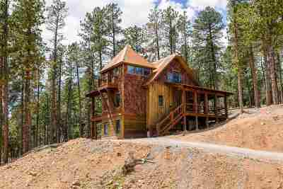 Deadwood, Lead Single Family Home For Sale: 21179 Gilded Mountain