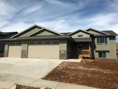 Sturgis Single Family Home For Sale: 2573 Meadows