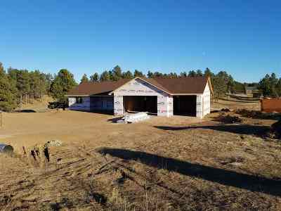 Piedmont Single Family Home For Sale: Lot 51 Frontier Loop