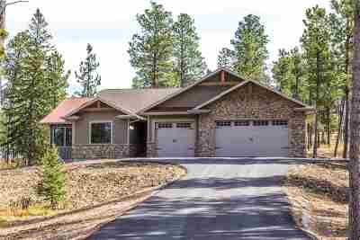 Deadwood, Lead Single Family Home For Sale: 21290 Rubys
