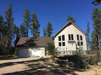 Deadwood, Lead Single Family Home For Sale: 11200 Birch Drive