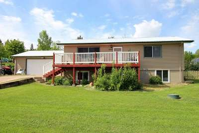 Sturgis Single Family Home Uc-Contingency-Take Bkups: 3535 Matson