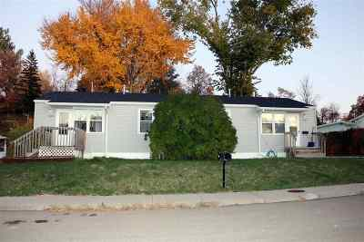 Sturgis Multi Family Home For Sale: 1400/1402 Meade