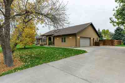 Spearfish Single Family Home Uc-Contingency-Take Bkups: 106 Clark