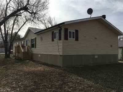 Newell SD Single Family Home Financing Contingency: $85,000
