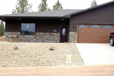 Hot Springs Single Family Home For Sale: 3215 Mystery