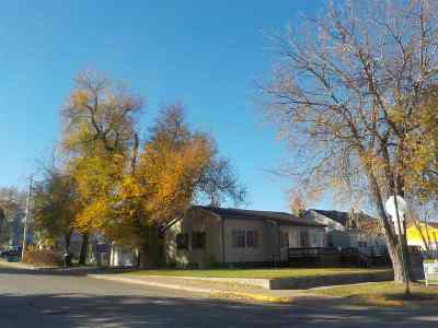 Belle Fourche Single Family Home Uc-Contingency-Take Bkups: 1124 National St.