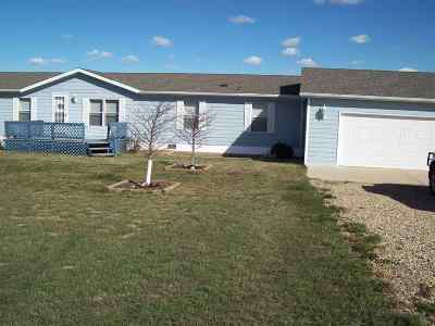 Belle Fourche SD Single Family Home For Sale: $157,500