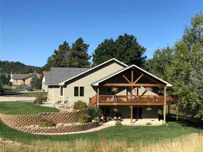 Whitewood SD Single Family Home For Sale: $380,000