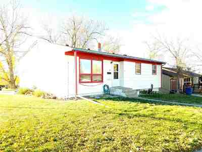 Belle Fourche Single Family Home For Sale: 1718 11th