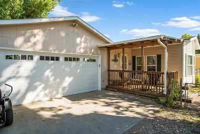 Spearfish Single Family Home Uc-Contingency-Take Bkups: 3 Apple Valley