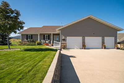 Spearfish SD Single Family Home For Sale: $365,000
