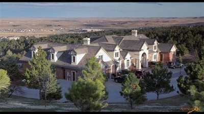 Rapid City Single Family Home For Sale: 1334 Alta Vista Drive