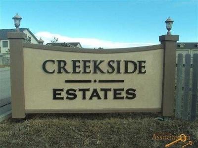 Rapid City, Box Elder, Piedmont, Black Hawk, Hermosa, Summerset, New Underwood Residential Lots & Land For Sale: 22767 Mule Deer