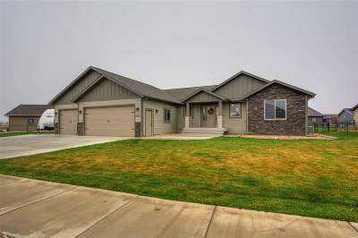 Spearfish Single Family Home For Sale: 3769 Ward Ave