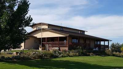 Belle Fourche Single Family Home Under Contract-Dont Show: 18951 Helmer