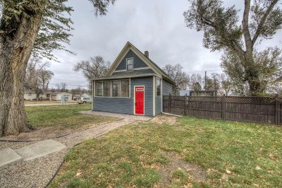 Rapid City Single Family Home Uc-Contingency-Take Bkups: 2202 5th Street