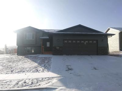 Sturgis Single Family Home Uc-Contingency-Take Bkups: 2508 Meadows