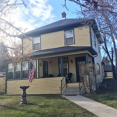 Belle Fourche Single Family Home Uc-Contingency-Take Bkups: 1000 7th