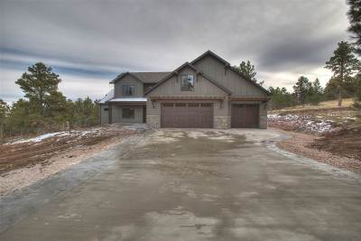 Spearfish SD Single Family Home Uc-Contingency-Take Bkups: $495,000